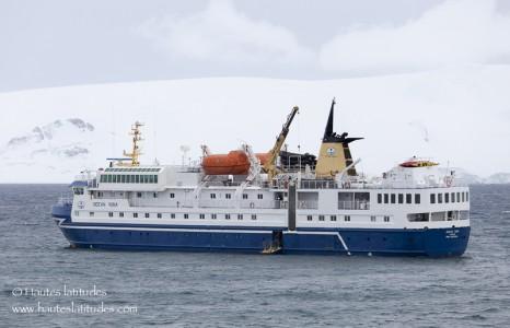 Navire polaire Ocean Nova