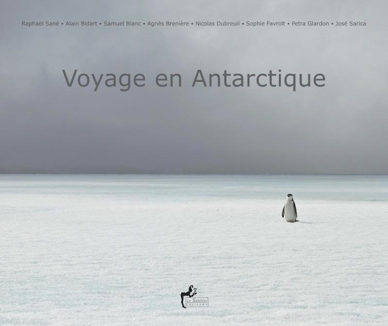 Livre Voyage en Antarctique